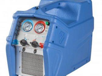 Unità recupero e riciclo di refrigerante dai sistemi A C